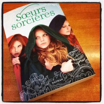 soeurs,sorcières,livre 2,jessica,spotswood,nathan
