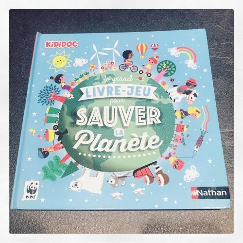 grand,livre,jeu,sauver,planète,gaëlle,bouttier,guérive,gwé,nathan,écologie