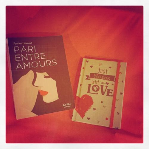 pari,amours,pauline,libersart,marabout,red velvet