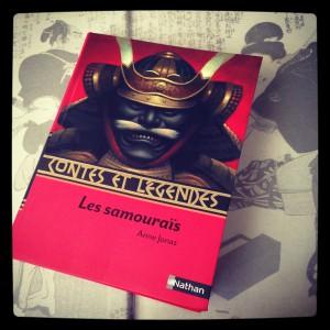 contes et légendes les samourais.JPG