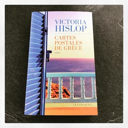 cartes,postales,grèce,victoria,hislop,les escales