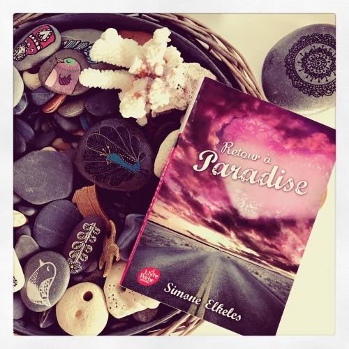 retour, paradise, simone, elkeles, le livre de poche jeunesse, tome 2
