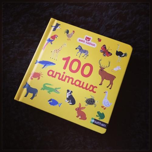 100,animaux,christel,denolle,marion,piffaretti,nathan,imagier