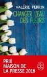 changer,eau,fleurs,valérie,perrin,albin michel