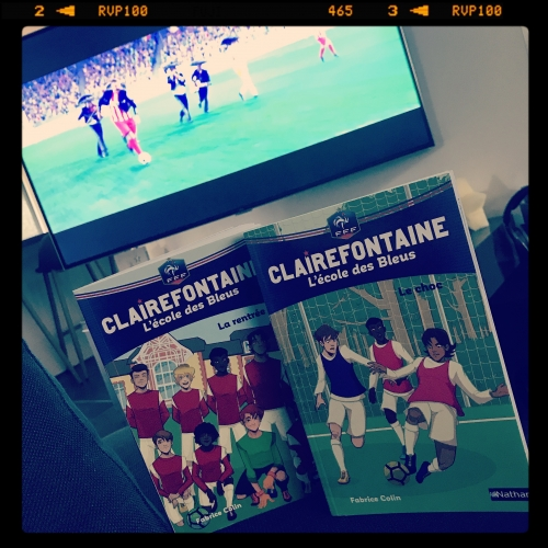 clairefontaine,école,bleus,rentrée,choc,fabrice,colin,christine,chatal,nathan,fff,football,foot