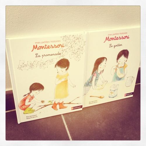 petites, histoires, montessori, goûter, promenade, eve, herrmann, roberta, rocchi, nathan