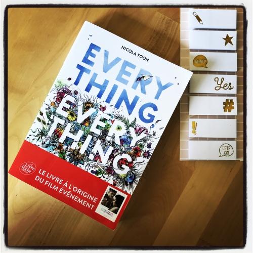 everything,nicola,yoon,le livre de poche jeunesse