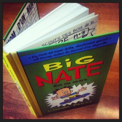 big, nate, roi, skate, lincoln, peirce, gallimard jeunesse