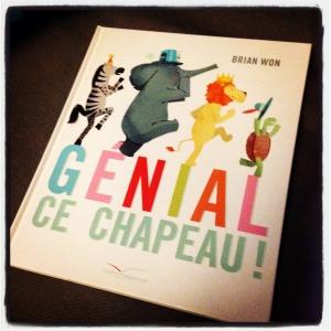 génial, ce, chapeau, brian, won, gautier-languereau