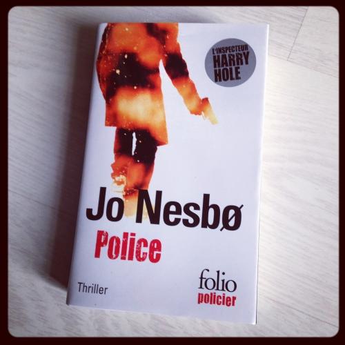 police, jo, nesbo, folio, policier, thriller