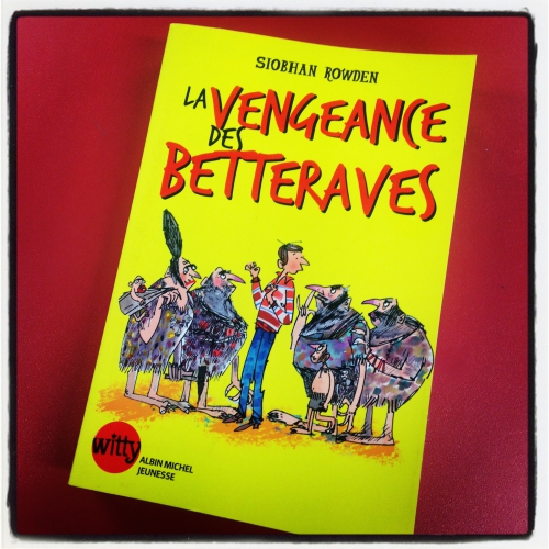 vengeance,betteraves,siobhan,rowden,albin michel jeunesse,witty
