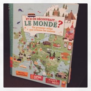 et, si, on, découvrait, monde, atlas, billioud, wortemann, deux coqs d'or, puzzle