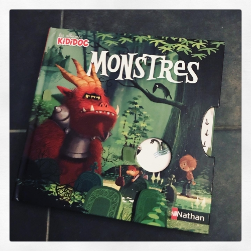 kididoc,monstres,anne sophie,baumann,dankerleroux,nathan,halloween