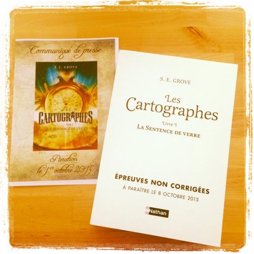 cartographes, sentence, verre, s.e.grove, nathan