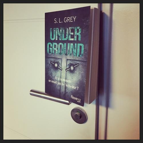 underground,s.l. grey,fleuve noir