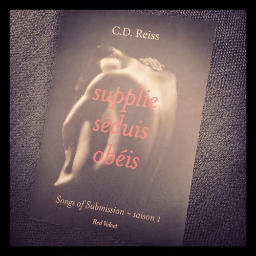 songs,submission,saison 1,supplie,séduis,obéis,c.d.reiss,red velvet,marabout