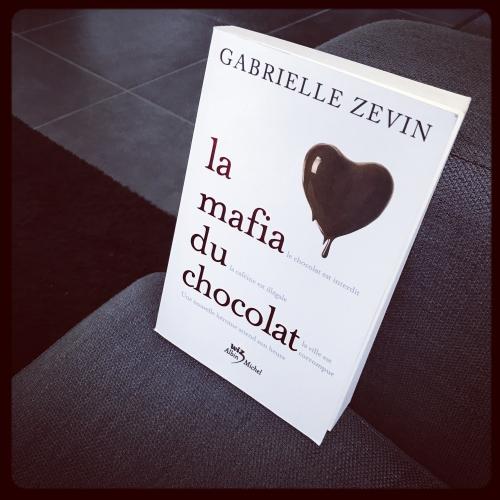 mafia, chocolat, gabrielle, zevin, albin michel, wiz, tome 1