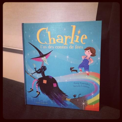 charlie,as,contes,fées,greg,gormley,steven,lenton,gautier languereau