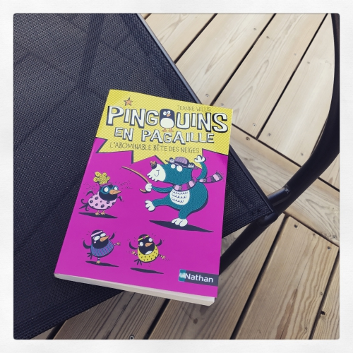 pingouins,pagaille,abominable,bête,neiges,jeanne,willis,tome 3,nathan,reed