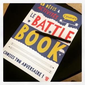 battle, book, lydia, crook, deux coqs d'or, cahier, activités, défis